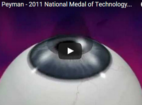 Dr. Gholam Peyman – 2011 National Medal of Technology & Innovation